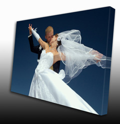 Have Your Best Wedding Photographs Enlarged And Adorn Wall For Generations